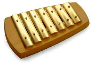Image for <B>Glockenspiel, Pentatonic block 7 Tone </B><I> </I>