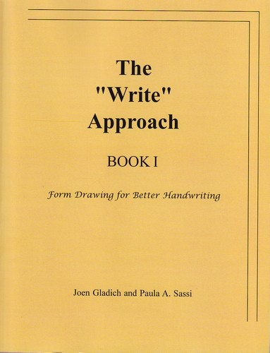 Image for <B>Write Approach Book, The - Book 1 </B><I> Form Drawing for Better Handwriting</I>