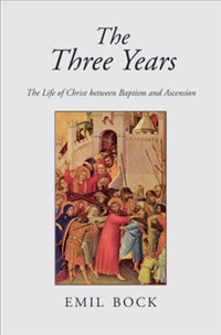 Image for <B>Three Years: The Life of Christ between Baptism and Ascension </B><I> </I>