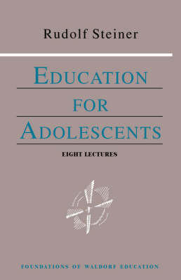 Image for <B>Education for Adolescents </B><I> </I>