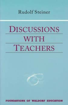Image for <B>Discussions with Teachers </B><I> </I>