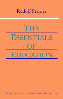 Image for <B>Essentials of Education </B><I> </I>