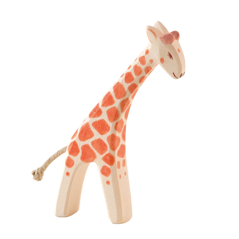 Image for <B>Giraffe, small, head low </B><I> </I>