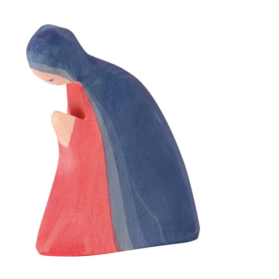 Image for <B>Ostheimer Wooden Nativity - Mary </B><I> </I>