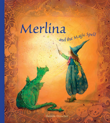 Image for <B>Merlina and the Magic Spell </B><I> </I>
