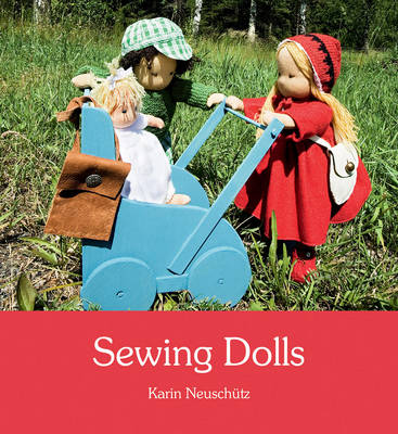 Image for <B>Sewing Dolls </B><I> </I>