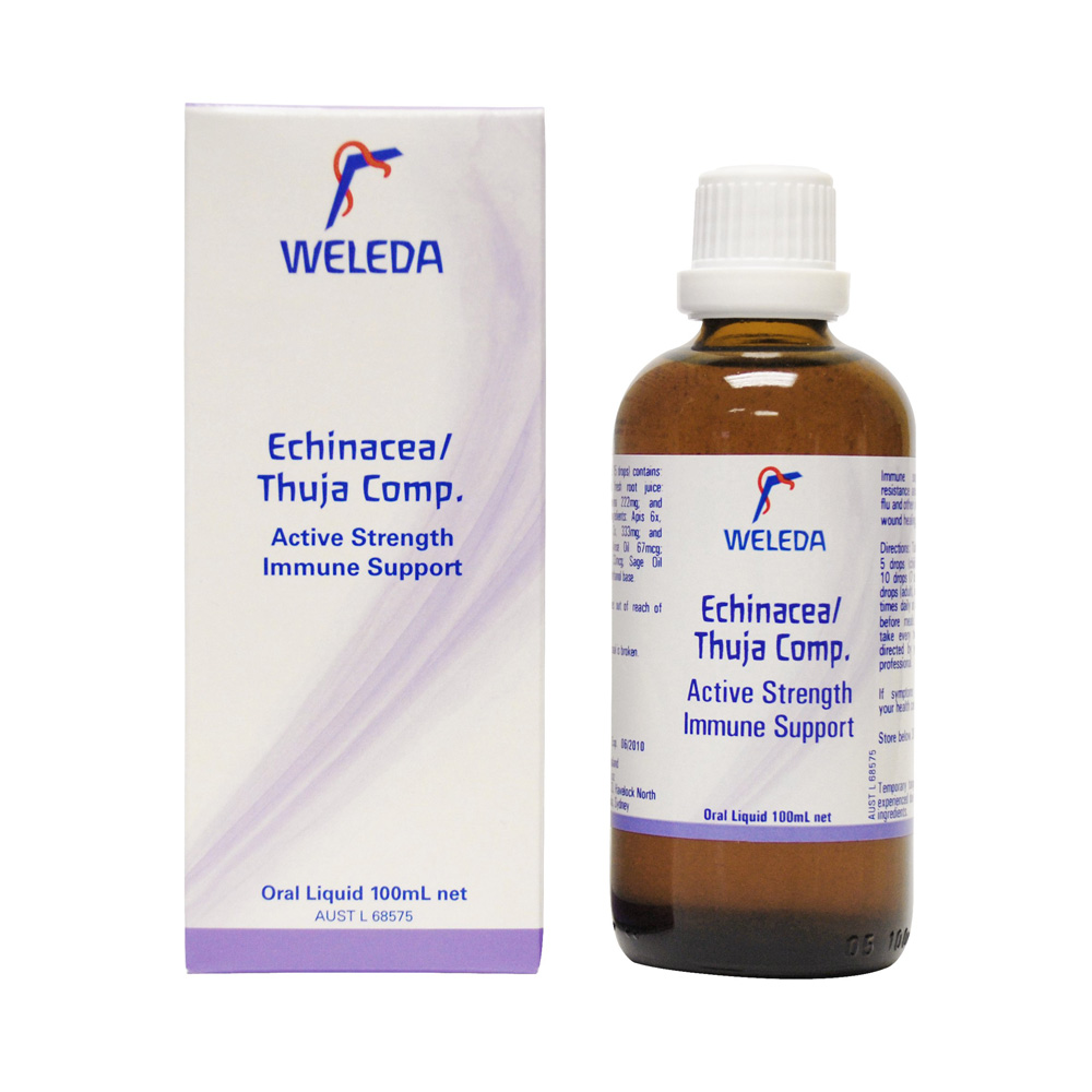 Image for <B>Echinacea/Thuja Comp.100ml </B><I> </I>