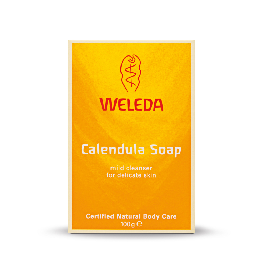 Image for <B>Weleda Calendula Soap 100gm </B><I> </I>
