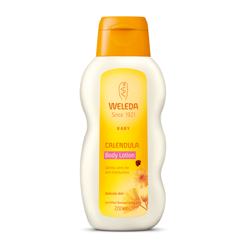 Image for <B>Weleda Calendula Body  Lotion 200ml </B><I> </I>