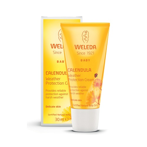 Image for <B>Weleda Calendula Weather Protection Cream 30ml </B><I> </I>