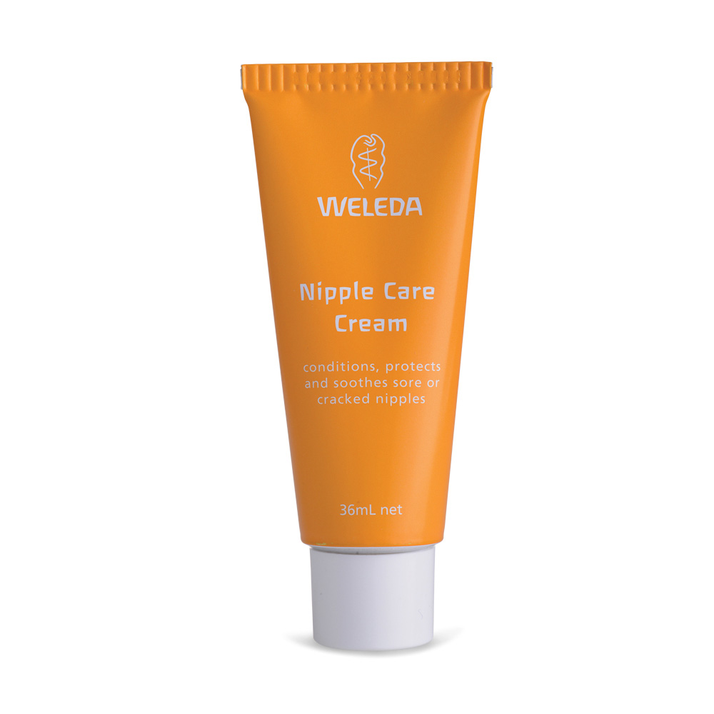 Image for <B>Weleda Nipple Care Cream, 36ml </B><I> </I>