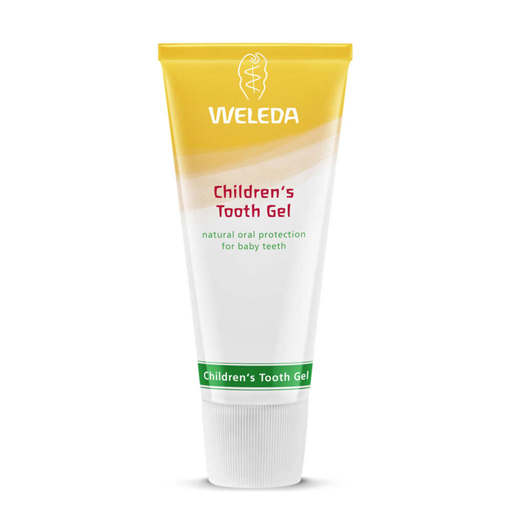 Image for <B>Weleda Children's Tooth Gel 50ml </B><I> </I>