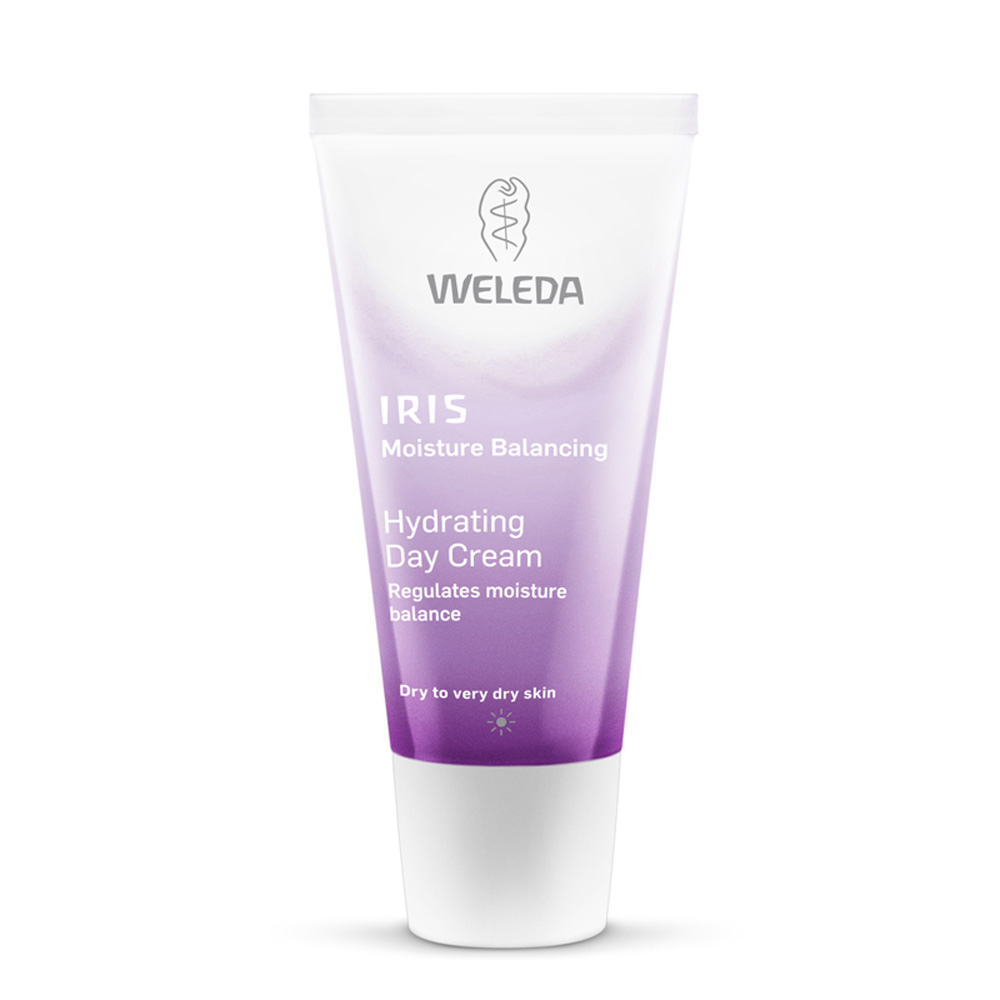 Image for <B>Weleda Iris Hydrating Day Cream 30ml </B><I> </I>