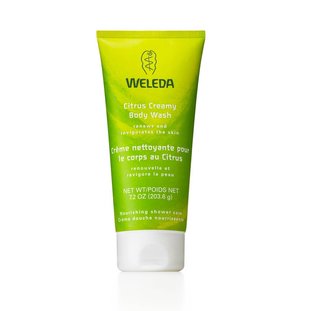 Image for <B>Weleda Citrus Creamy Body Wash 200ml </B><I> </I>
