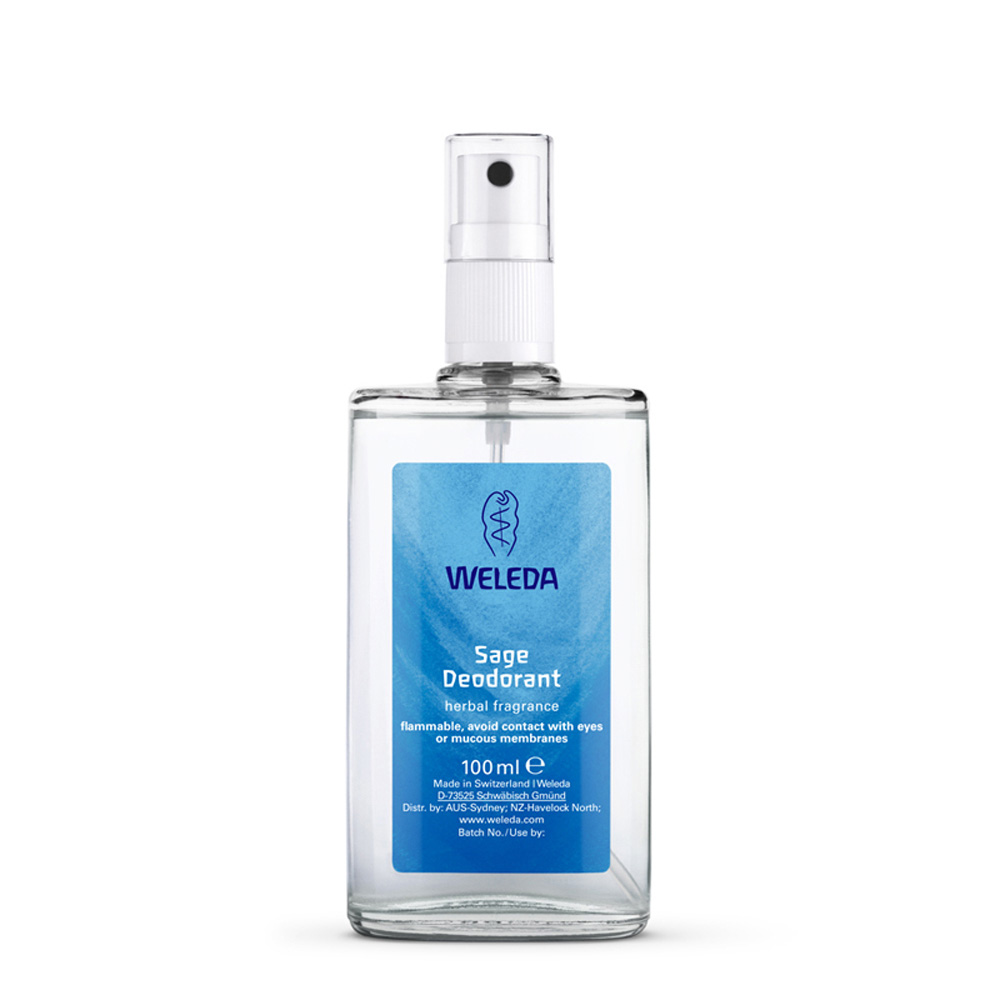 Image for <B>Weleda Sage Deodorant 100ml </B><I> </I>