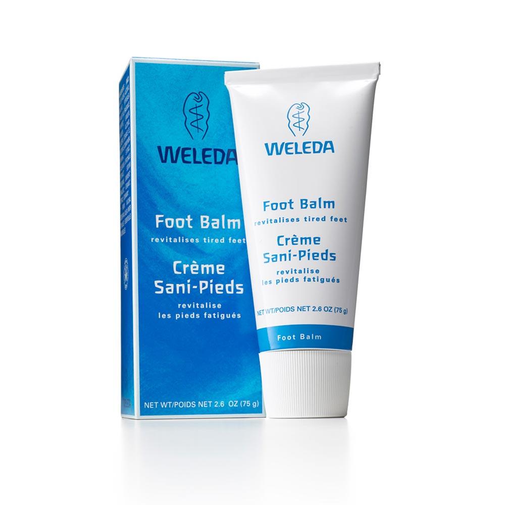 Image for <B>Weleda Foot Balm 75g </B><I> </I>