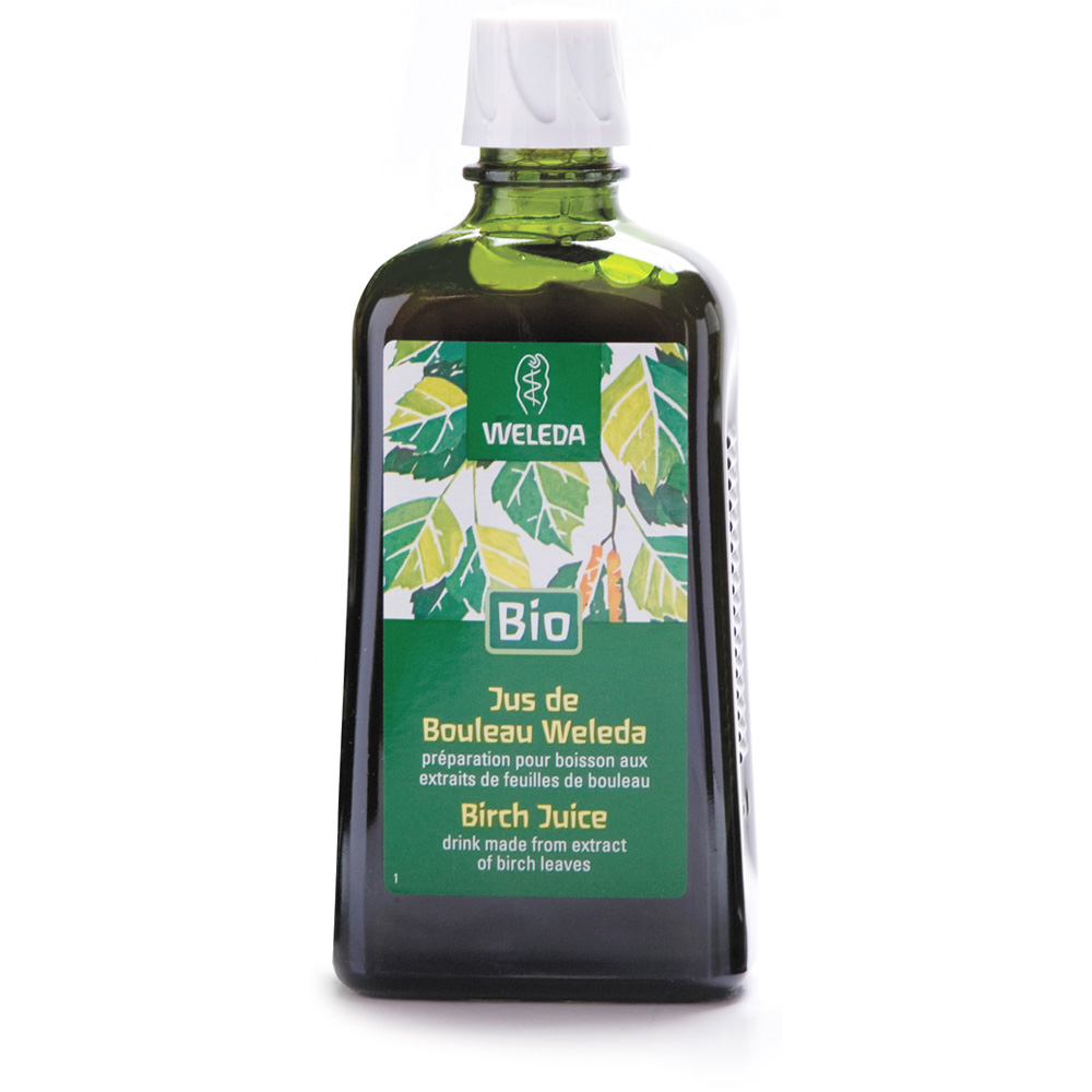 Image for <B>Weleda Organic Birch Juice 200ml </B><I> </I>