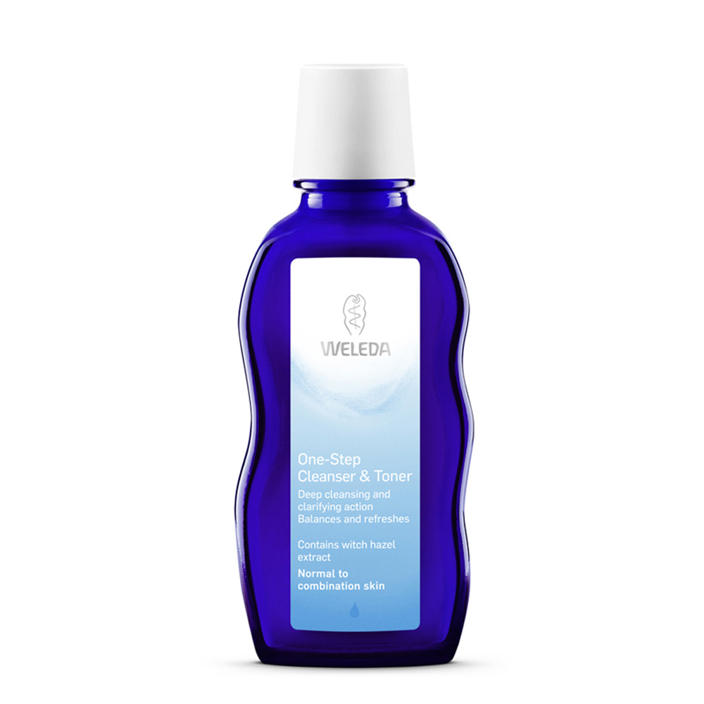 Image for <B>Weleda One-Step Cleanser & Toner 100ml </B><I> </I>